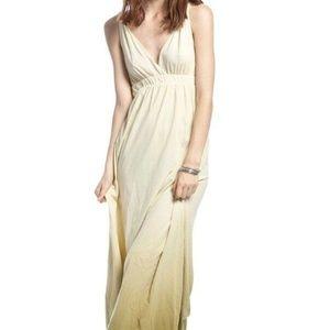GYPSY 05 Ombre Silk Maxi Dress- Size XS